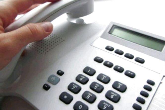 Змінено номери стаціонарного телефону початкової та старшої школи